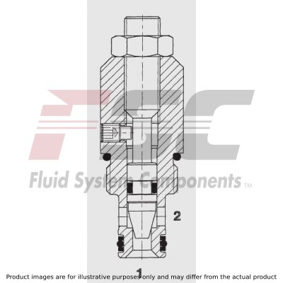 HYDAC-HYCON MN-02071199 Direct Interchange for HYDAC-HYCON-02071199 Stainless Steel
